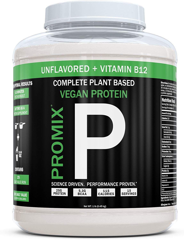 Amazing Grass Organic Vegan Protein & Kale Powder: 20g of